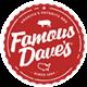 Famous Dave's Corporate Logo Franchise Restaurants