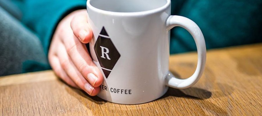Rowster Coffee Cup