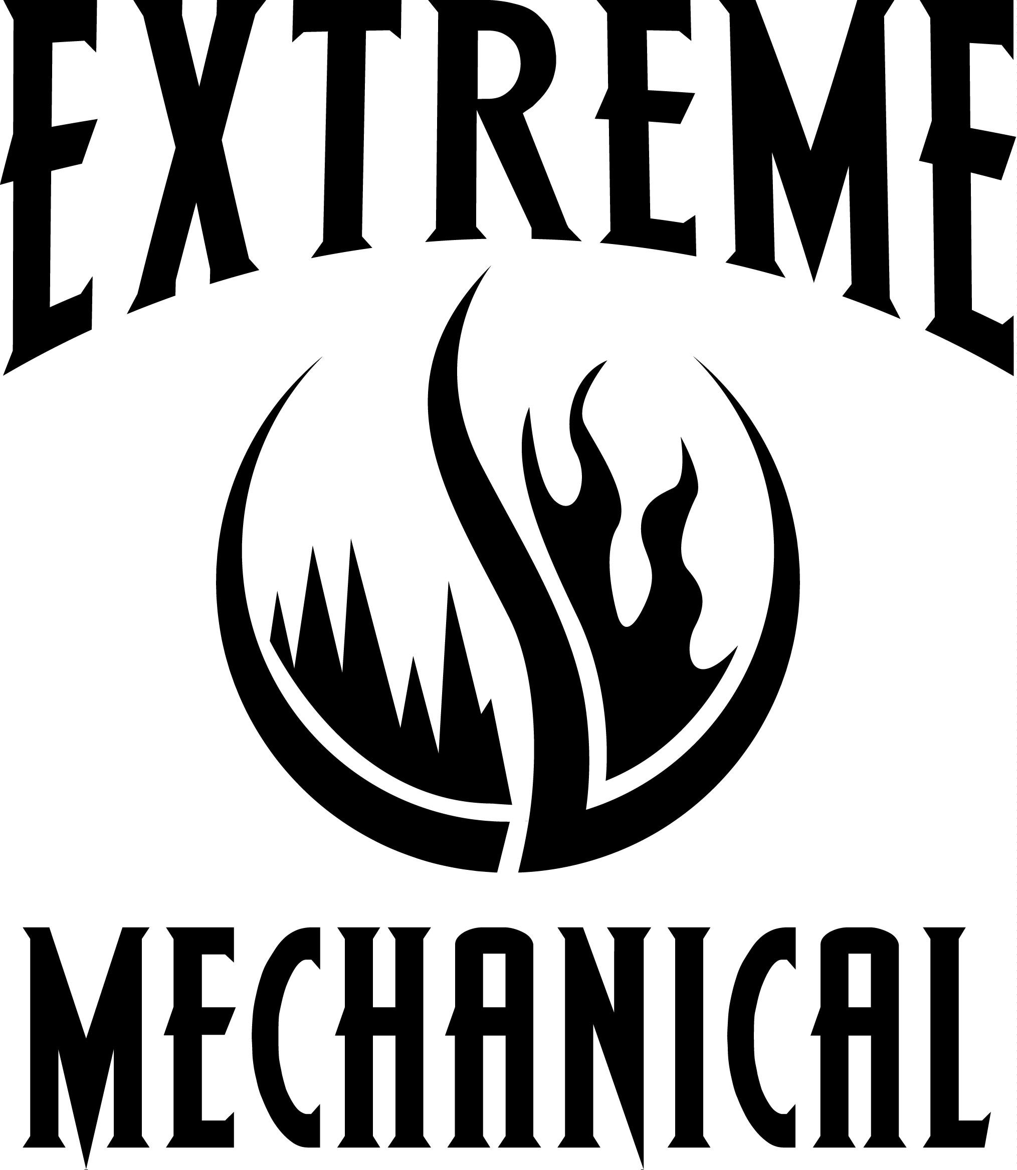 Extreme Mechanical Logo